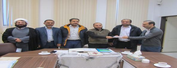 تصویب بودجه سال ۱۳۹۷ شورای اسلامی شهر شریفیه