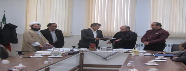تصویب کلیات بودجه سال ۱۳۹۸ شهرداری شریفیه